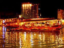 Bonsai-Dinner-Cruise-on-Saigon-River-Ho-Chi-Minh-City-Tour-Vietnam