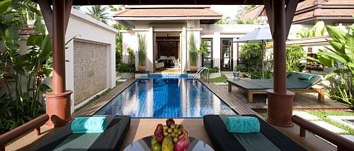 Banyan Tree Phuket - Lagoon Plunge Pool Villa