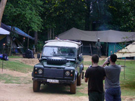 Camping in SriLanka can be fairly luxurious