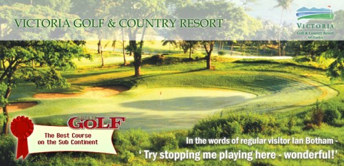 Victoria Golf and Country Resort, Kandy, Sri Lanka - Head
