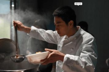 天皇の料理番 画像