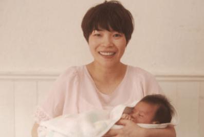 山田花子 子供 妊娠出産 画像 顔写真