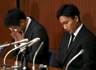 田児賢一 謝罪 引退画像
