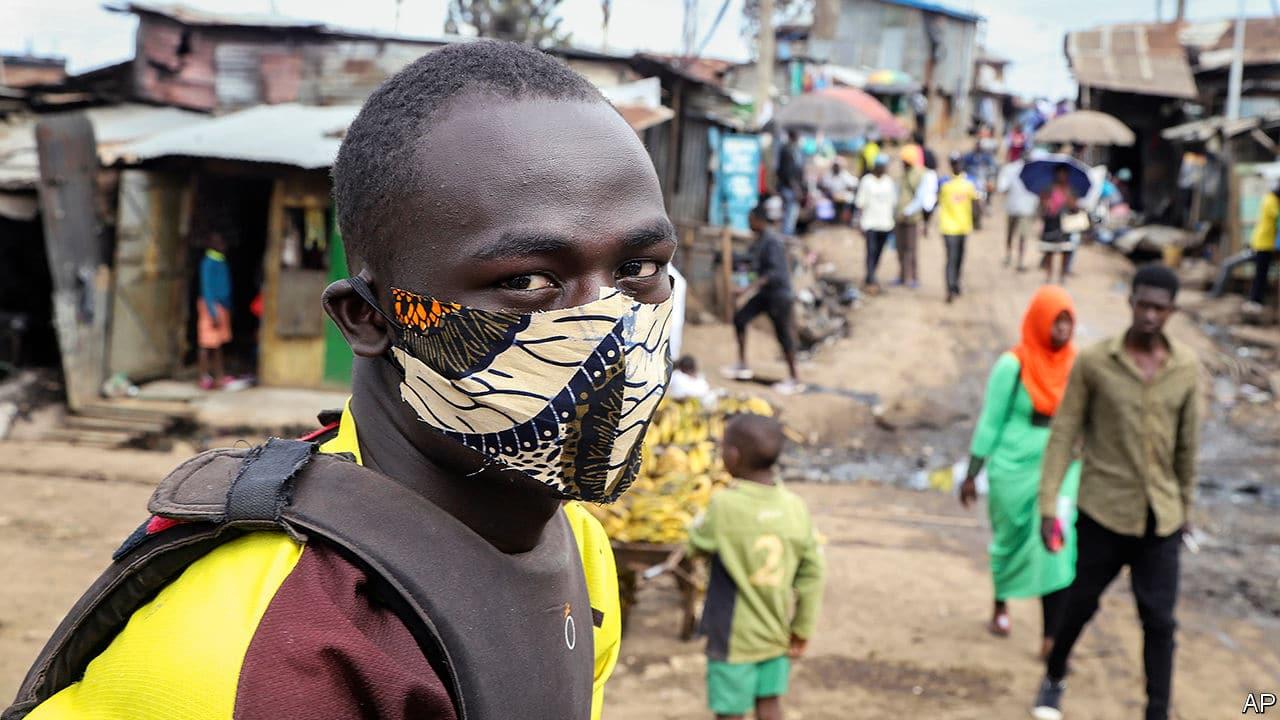 Le port du masque rendu obligatoire à Lubumbashi