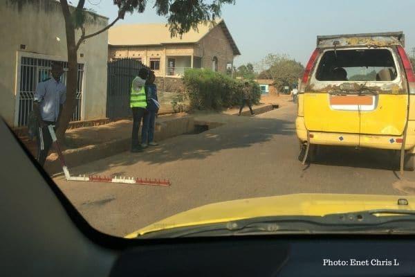Le péage urbain qui soulève la polémique à Lubumbashi