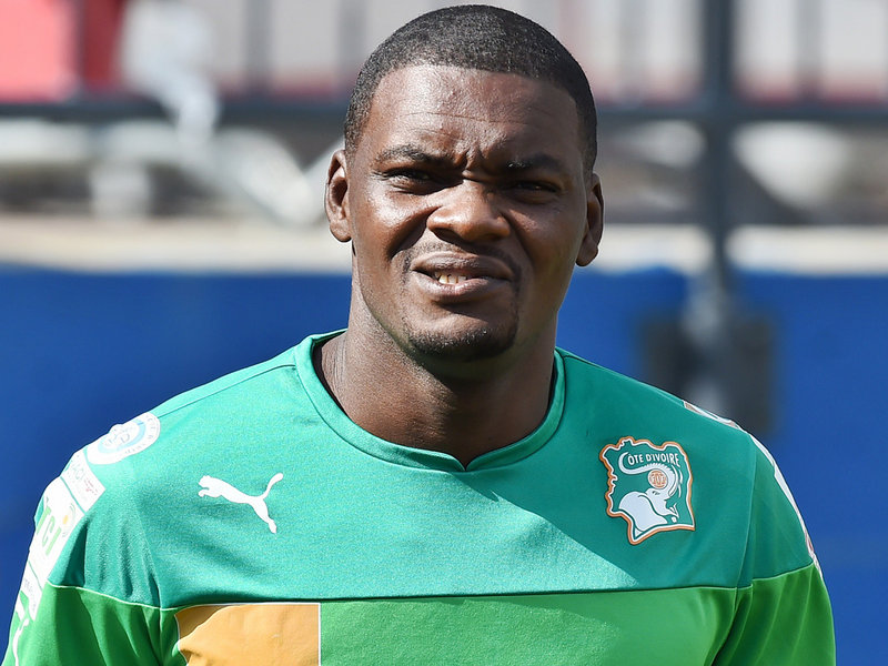 Le portier ivoirien Sylvain Gbohouo signe 5 ans avec Mazembe