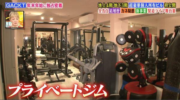 GACKT 日本 自宅拠点ビル11