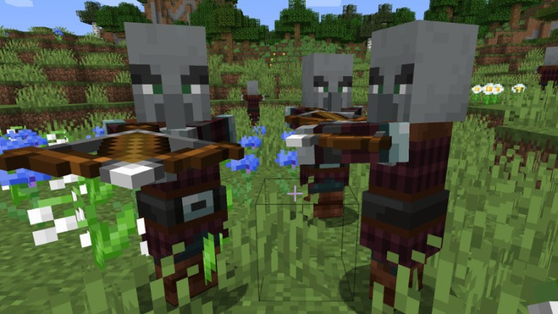 Minecraft's New Update 1 14 named Village & Pillage Is Available to