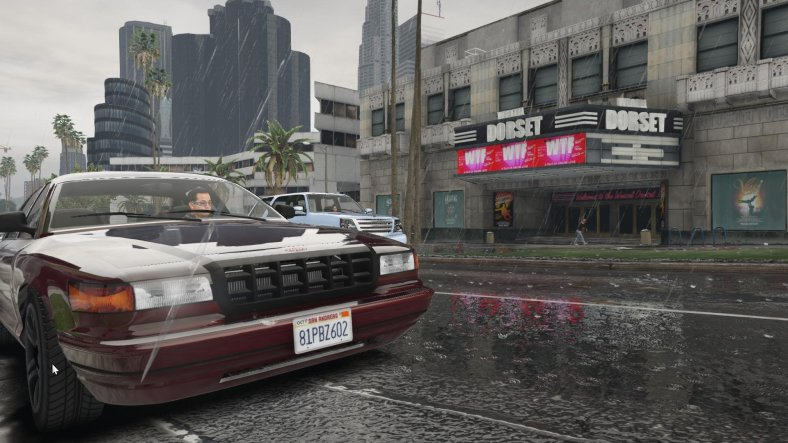 Grand Theft Auto V: Best Ray Tracing MOD - News Lair