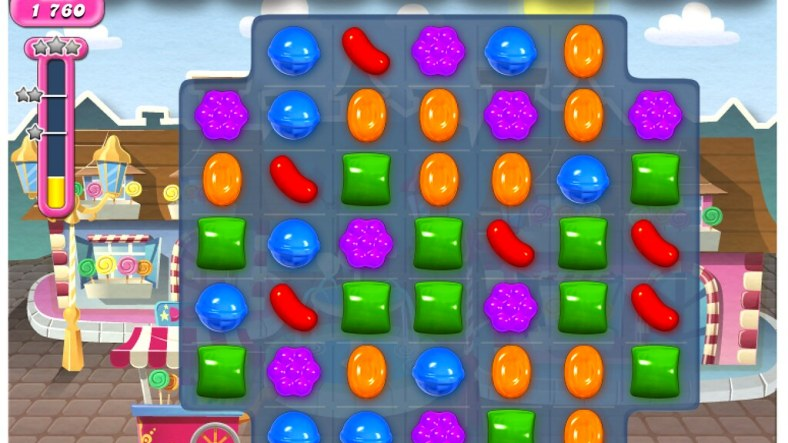 candy crush not loading on pc