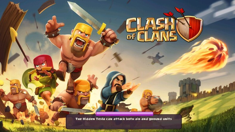 clash of clans isnt compatible