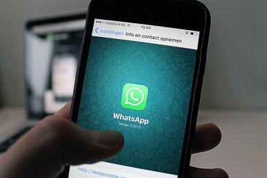 set custom notifications whatsapp contacts