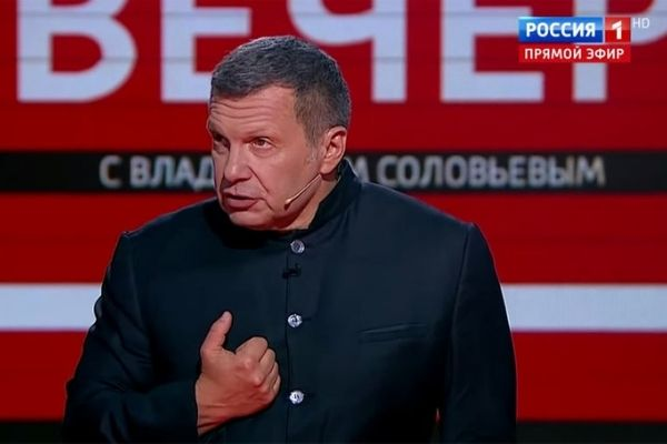 Рашкин написал донос на Соловьёва : Общество Newsland ...