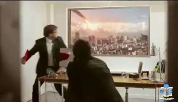 newslandia scherzo missile dalla finestra video preview