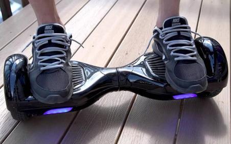 hoverboard oggetti tecnologici problemi con la legge