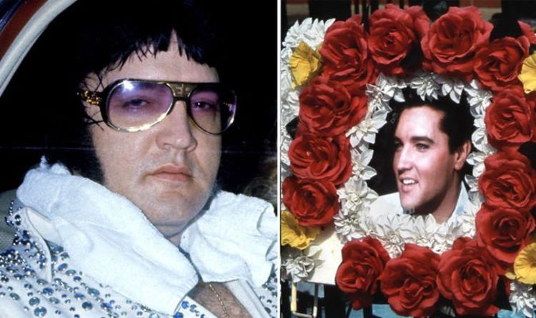 Elvis Presley: The King's family slam 'disrespectful' Graceland graves 'It's unacceptable'