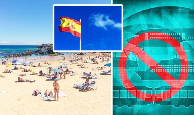 Spain holidays: Spain extends UK travel ban on Britons again – latest FCDO advice