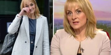 Louise Minchin: BBC Breakfast host bids farewell to colleague 'who always cheered me up'