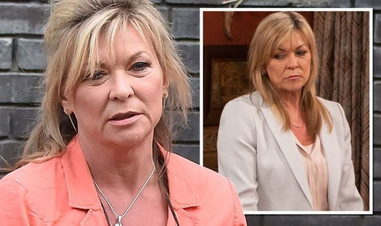 Emmerdale star Claire King claims cancer is 'nature's payback for mistreating planet'