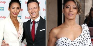 Kevin Clifton told ex Karen Hauer she 'wasn't very kind or nice' as marriage broke down