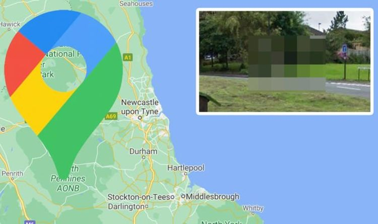 Google Maps Street View: Male runner caught in bizarre nude photo – what's he doing?