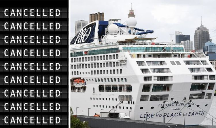 P&O Cruises cancels all international summer sailings in fresh cruise holiday blow
