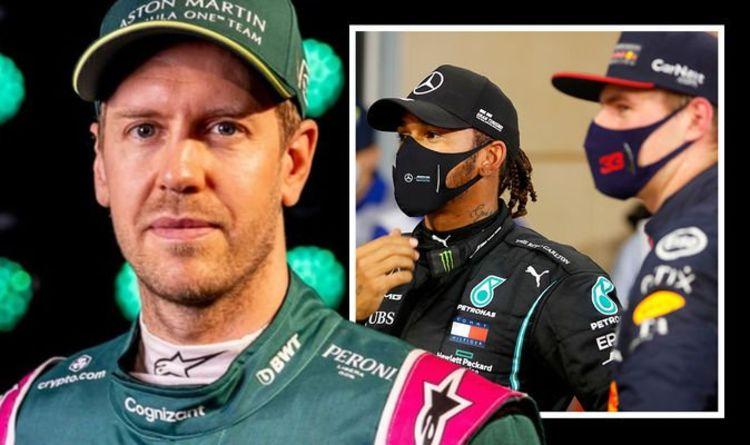 Sebastian Vettel sends Lewis Hamilton and Max Verstappen warning after Aston Martin reset