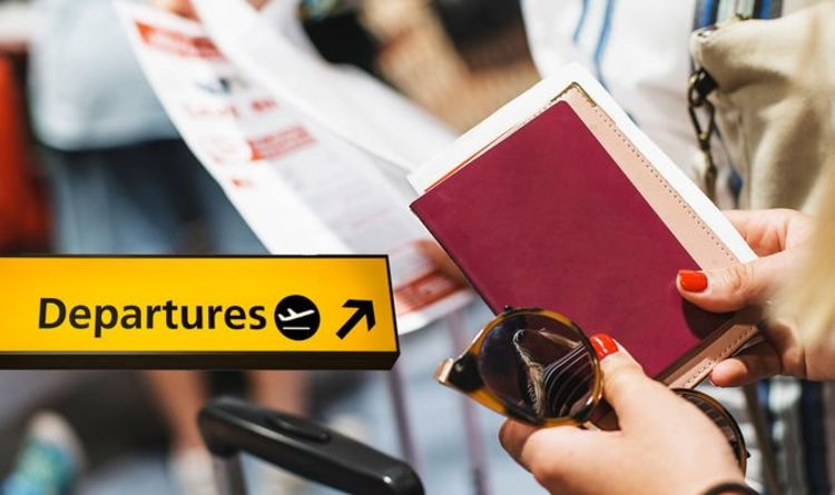 UK travel alert: Britons must now carry Covid form to be able to leave country from Monday