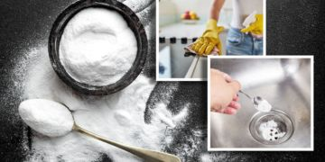 Baking soda for cleaning: How to tackle SIX kitchen cleaning jobs using baking soda