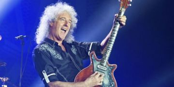 Brian May shares the Queen guitar solo he is 'proudest of' and it's NOT Bohemian Rhapsody