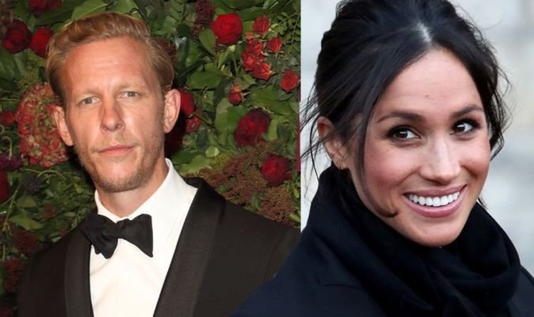 Meghan Markle fans hit out at Laurence Fox over his 'duchess of victimhood' jibe