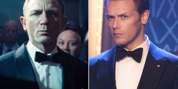 James Bond: Outlander's Sam Heughan on Golden Gun moment at his 'incredible' 007 audition