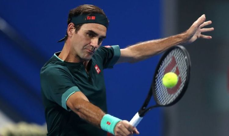 Roger Federer's comeback sparks excitement around the globe – 'Oil painting of a backhand'