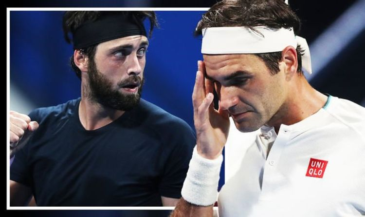 Roger Federer surprised by new pain suffered in Qatar Open exit to Nikoloz Basilashvili