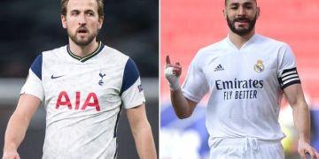 Jose Mourinho backs Harry Kane to be Tottenham's own Karim Benzema ahead of Arsenal clash