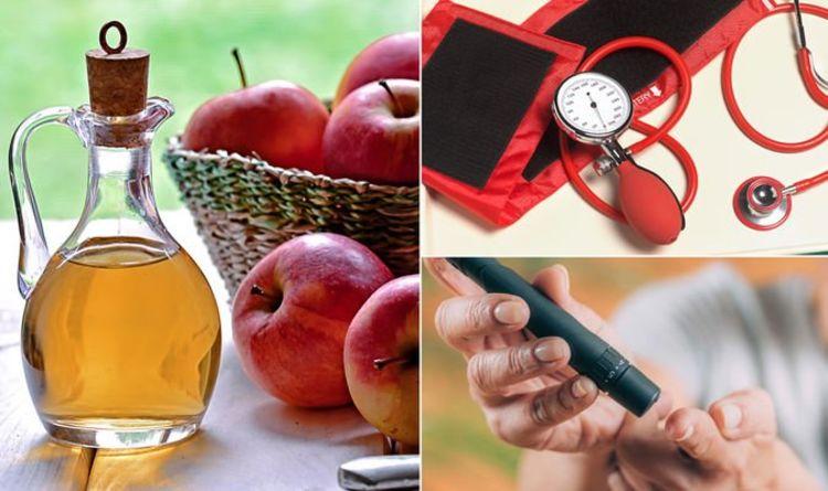 Apple cider vinegar: Does apple cider vinegar lower blood pressure and blood sugar levels?