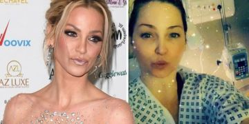 Sarah Harding admits she nearly died of sepsis and was in a coma after cancer diagnosis