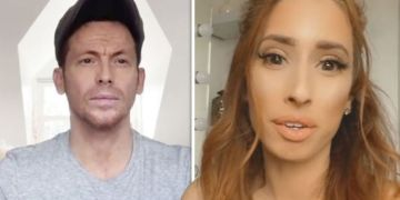 Stacey Solomon shares fears after her phone gets stolen by Joe Swash: 'Scared to look!'