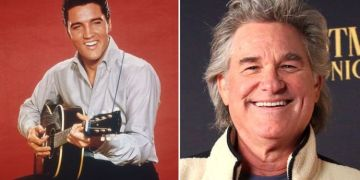 Elvis Presley: Kurt Russell on acting opposite 'really cool' King and hanging out on set