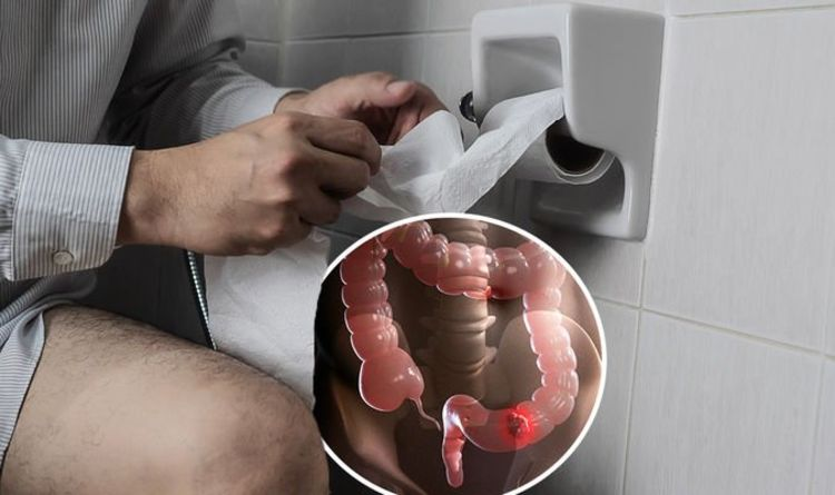 Bowel cancer symptoms: Narrow poo is a visual warning sign - what to look for