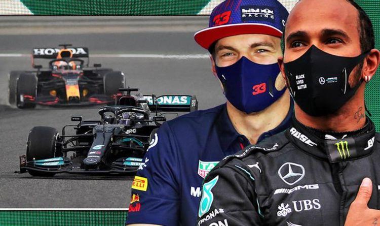 Mercedes admit Red Bull have F1 title advantage in Max Verstappen boost vs Lewis Hamilton