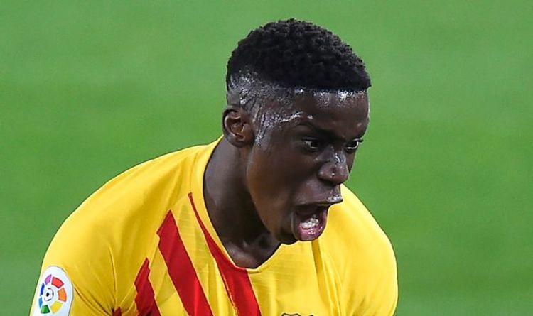 Man Utd should forget Ansu Fati transfer and raid Barcelona for Ilaix Moriba instead