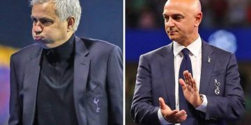 Tottenham boss Jose Mourinho's unhappiness with Daniel Levy emerges before Aston Villa