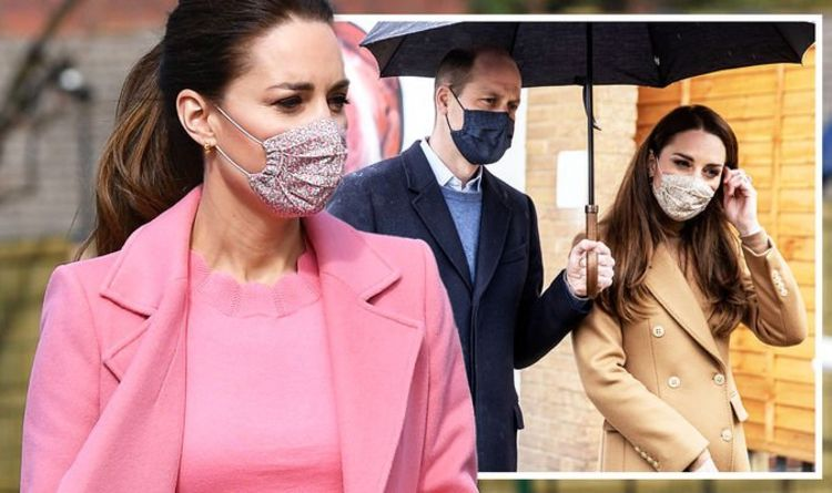 Kate Middleton 'tired' looking as William more 'protective' of wife after Oprah interview