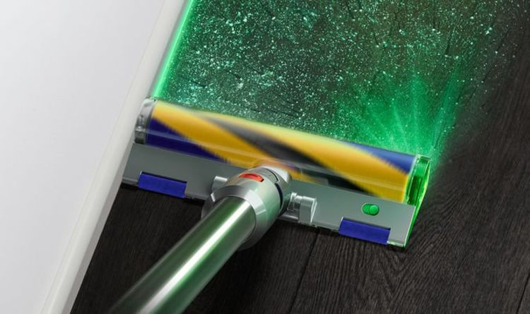 Dyson's new laser-guided vacuum will rid your house of every speck of dust