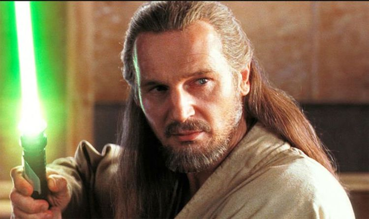 Star Wars: Liam Neeson shares Phantom Menace memories and lightsaber 'secret'