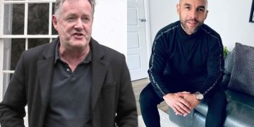 Alex Beresford shares 'grey Sunday' post after Piers says he didn't reach out after exit