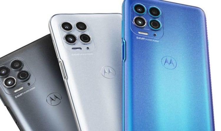 Motorola's bargain moto G100 takes aim at Samsung's Galaxy A52 and A72