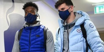 Chelsea receive Mason Mount injury update from England as Callum Hudson-Odoi sent home