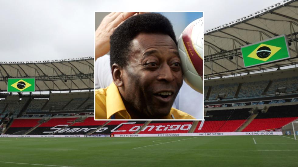 'Absurd': Football fans react as Brazil's legendary Maracana football stadium looks set to be renamed in tribute to icon Pele